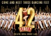42nd Street London theatre breaks