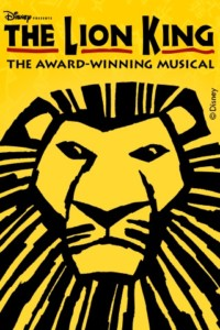 Disney's The Lion King - 2nd most aspirational show Theatre Survey