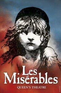 Les Miserable - London's aspirational shows