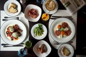 Margot's Brunch Menu - the perfect end to a theatre break