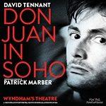 David Tennant in Don Joan in Soho