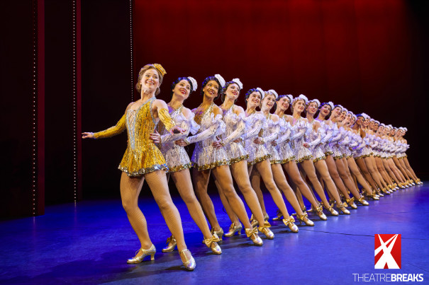 Chorus Line - 42nd Street at the Theatre Royal Drury Lane