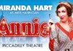 annie theatre breaks