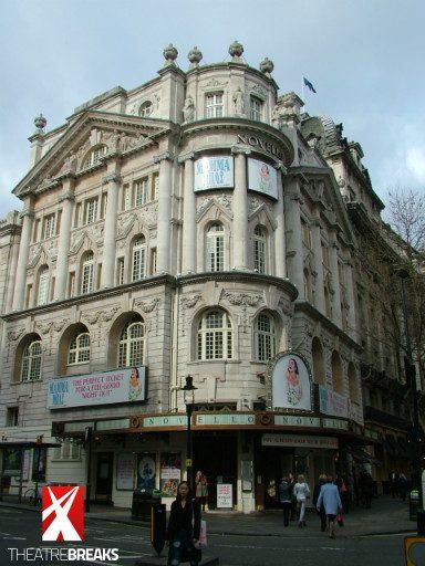 Novello Theatre London Theatre Breaks