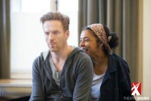 Edward Albee - The Goat, Or Who Is Sylvia - Damian Lewis, Sophie Okonedo - Credit Johan Persson