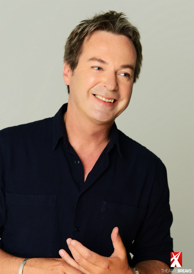 Julian Clary - photographer credit Tony Briggs