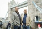 l-r Nick Starr and Nicholas Hytner, photo by Helen Maybanks