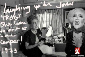 Miss Hope Springs Eternal and Joan Crawford
