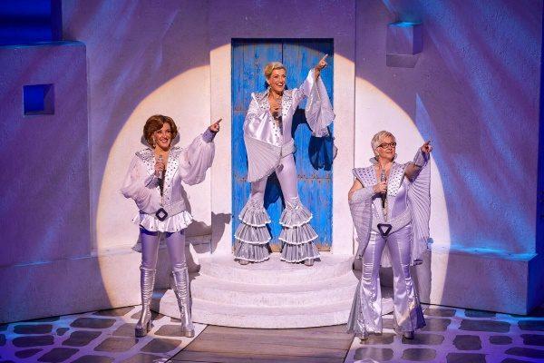 Mamma mia theatre breaks 2019
