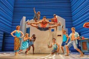 Mamma mia theatre breaks in london