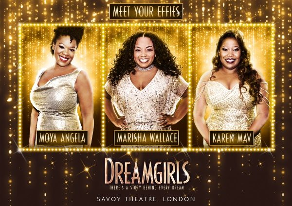 Dreamgirls at the Savoy Theatre