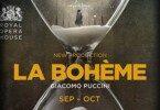 La Boheme opera breaks