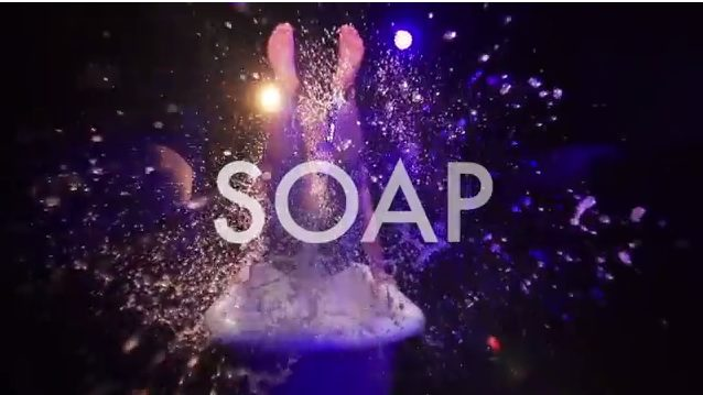 Soap - at the Spiegeltent - see the video trailer!