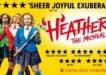 Heat5her in London at teh Theatre Royal Haymarket
