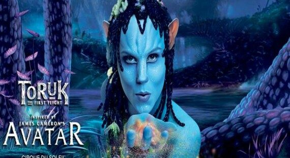 Toruk breaks at the O2
