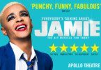 Everybody's talking about Jamie show poster for theatre breaks