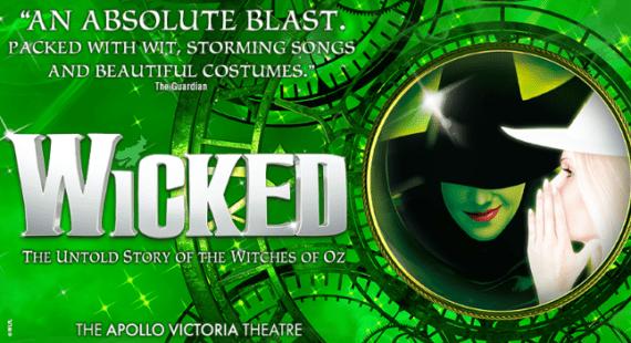 Wicked Theatre Breaks in London - 2021