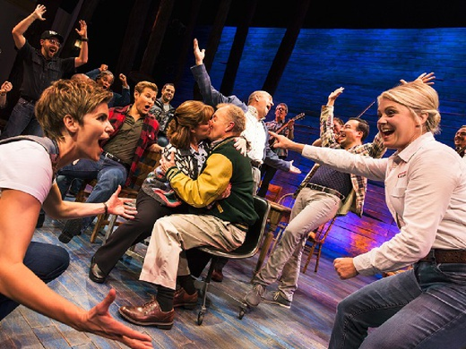Come From Away Theatre Breaks in London