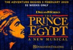 The Prince of Egypt Theatre Breaks in London