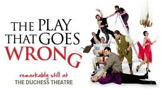 The Play That Goes Wrong - London