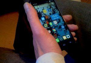Mobile Phones in Theatre