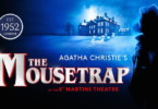 The Mousetrap St Martins Theatre london