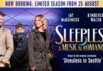Sleepless -a musical romance, london