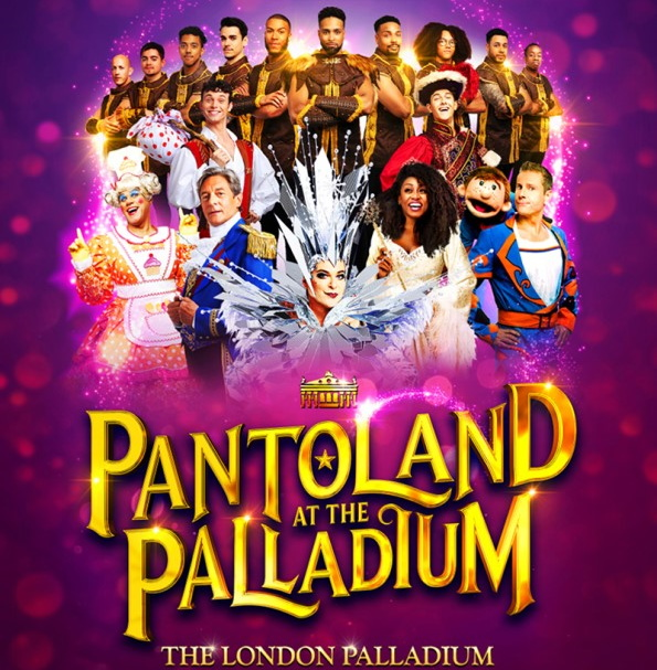 pantoland at the London Palladium